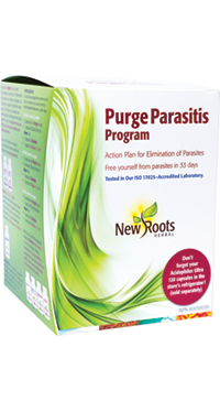 Purge Parasitis Program by New Roots Herbal | Action Plan for
