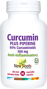 Curcumin Plus Piperine