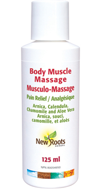 Body Muscle Massage
