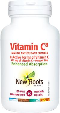 Vitamin C⁸ (Capsules)