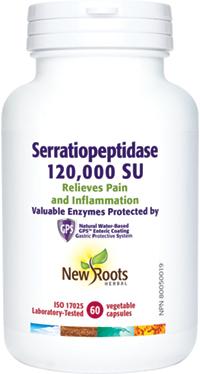 Serratiopeptidase 120,000SU