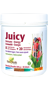 Juicy Immune - Energy