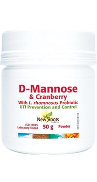 D-Mannose & Cranberry