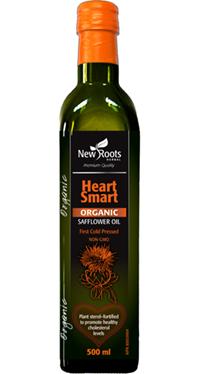 Heart Smart Organic Safflower Oil