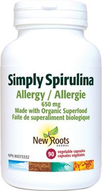 Simply Spirulina
