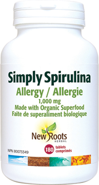 Simply Spirulina 1,000 mg