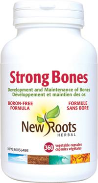 Strong Bones Boron-Free