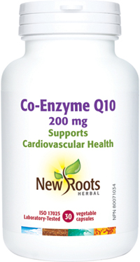 Co-Enzyme Q10 · 200mg
