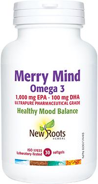Merry Mind Omega3