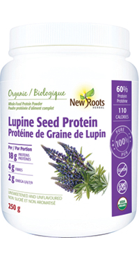 Lupine Seed Protein