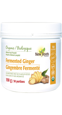 Fermented Ginger