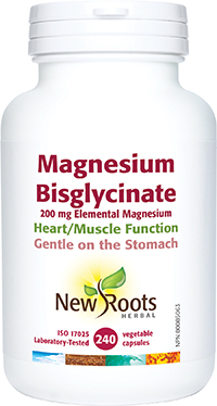 Magnesium Bisglycinate 200mg