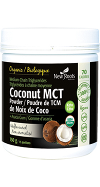 Coconut MCT Powder