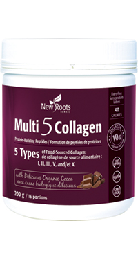 Multi 5 Collagen with Delicious Organic Cocoa