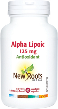 Alpha Lipoic 125mg