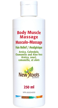 Body Muscle Massage