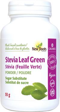Stevia Leaf Green