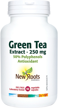 Green Tea Extract 250 mg