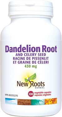 Dandelion Root and Celery Seed
