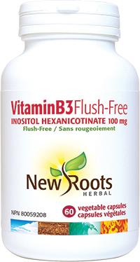 Vitamin B3Flush-Free