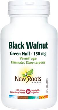 Black Walnut Green Hull