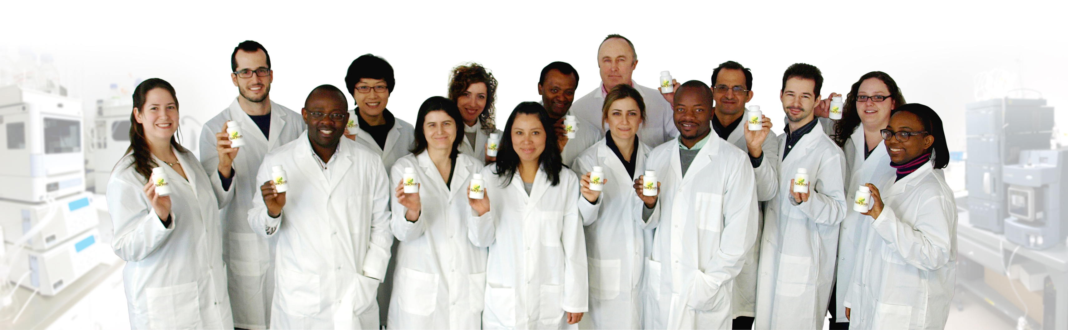lab picture of scientists