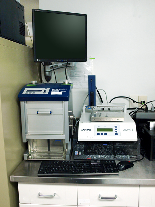 High-Precision Thin-Layer Chromatograph